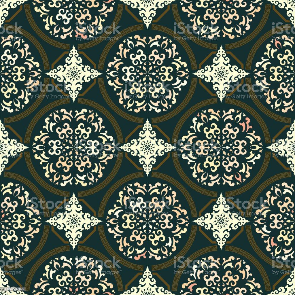 https www istockphoto com fr vectoriel sans soudure traditionnelle motif ornemental asiatique japonais chinois ou gm1130274848 298869053