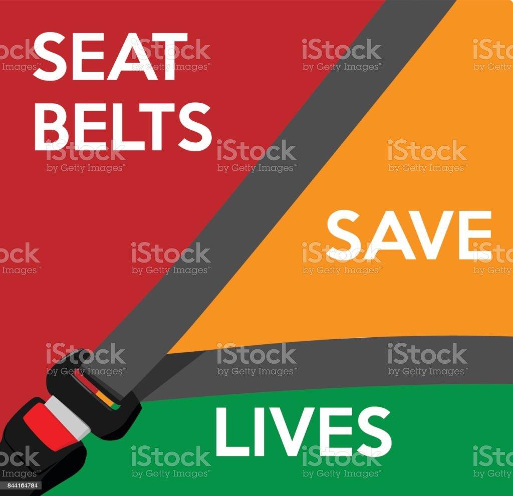 Best Seatbelt Illustrations Royalty Free Vector Graphics