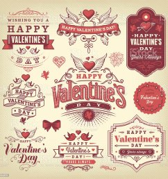a selection of valentines day labels royalty free a selection of valentines day labels stock [ 1024 x 1024 Pixel ]