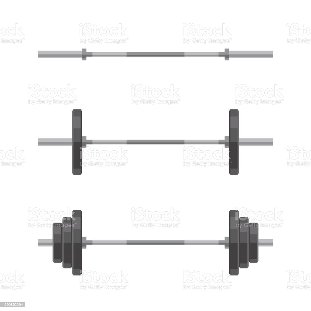 best barbell illustrations royalty