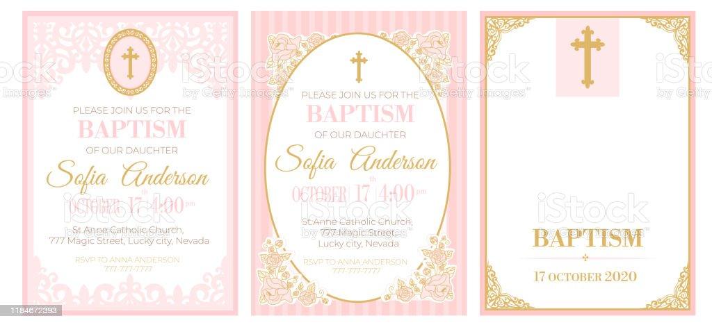 baptism vector art graphics freevector com