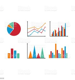 set of data tools finance diagram and graphic royalty free set of data tools finance [ 1024 x 1024 Pixel ]