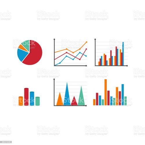 small resolution of set of data tools finance diagram and graphic royalty free set of data tools finance