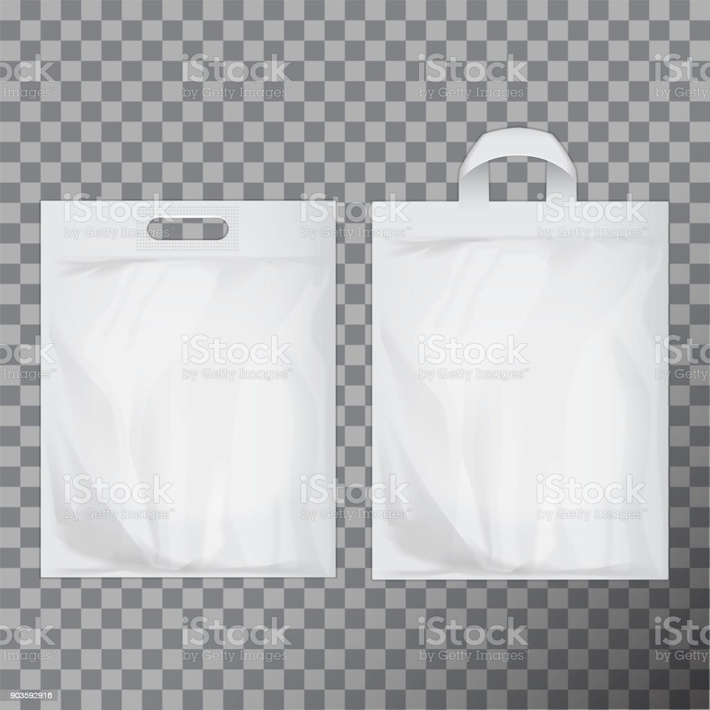 Stationery in a plastic bag mockup. Free Plastic Bag Clipart In Ai Svg Eps Or Psd