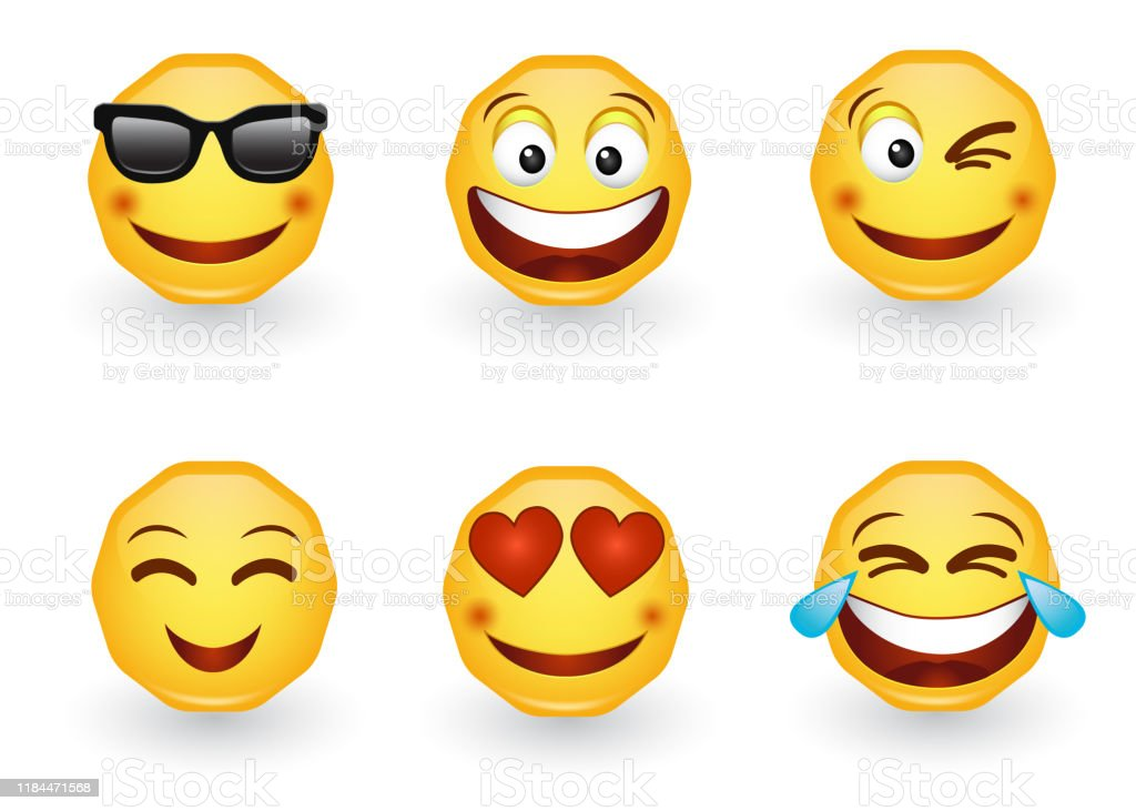 Funny Emoji Without Background
