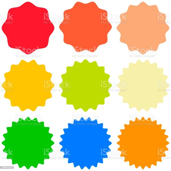 20 Sale Starburst Template Pictures And Ideas On Carver Museum