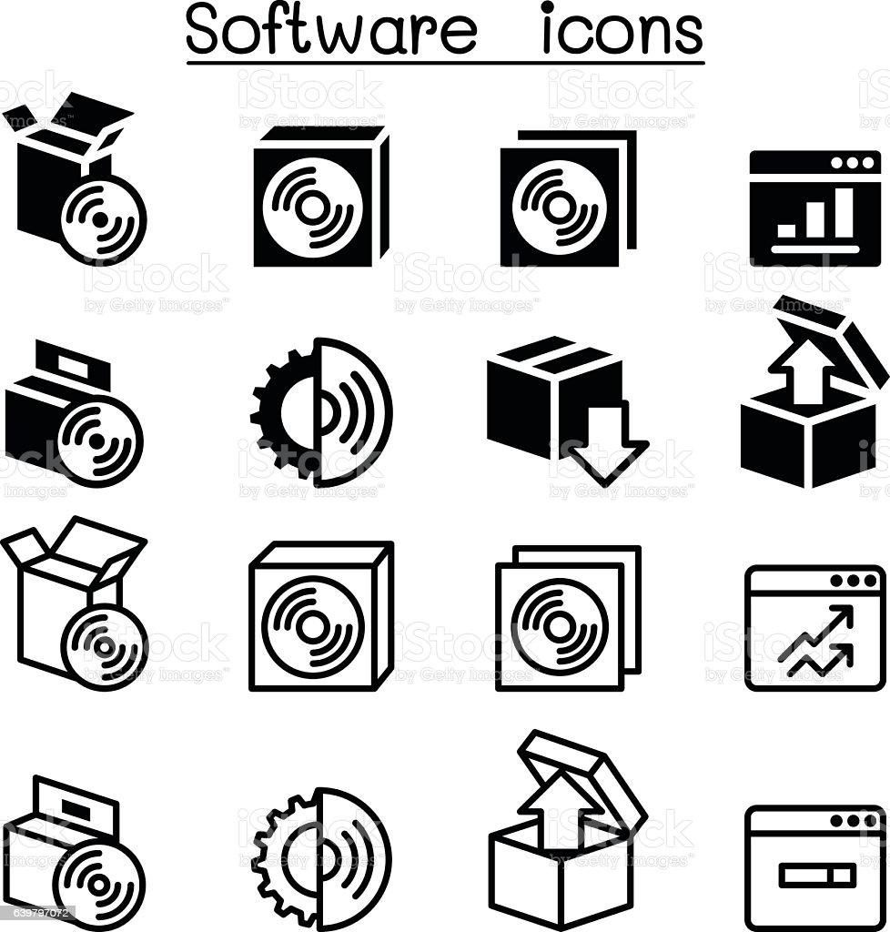Software Maintenance Clip Art