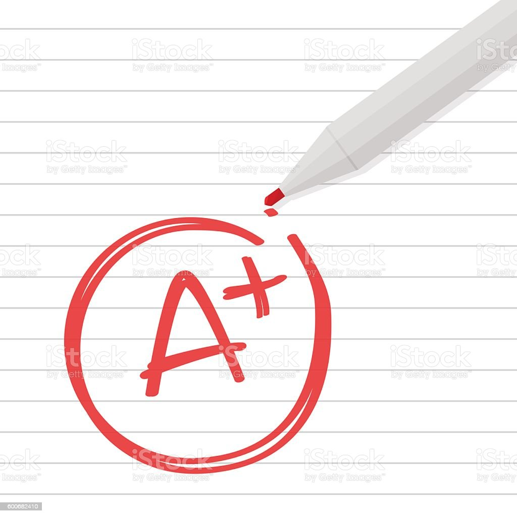 Royalty Free Test Results Clip Art Vector Images