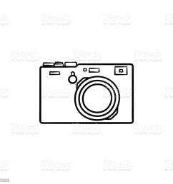 simple camera hand drawn outline doodle icon royalty free simple camera hand drawn outline doodle [ 1024 x 1024 Pixel ]