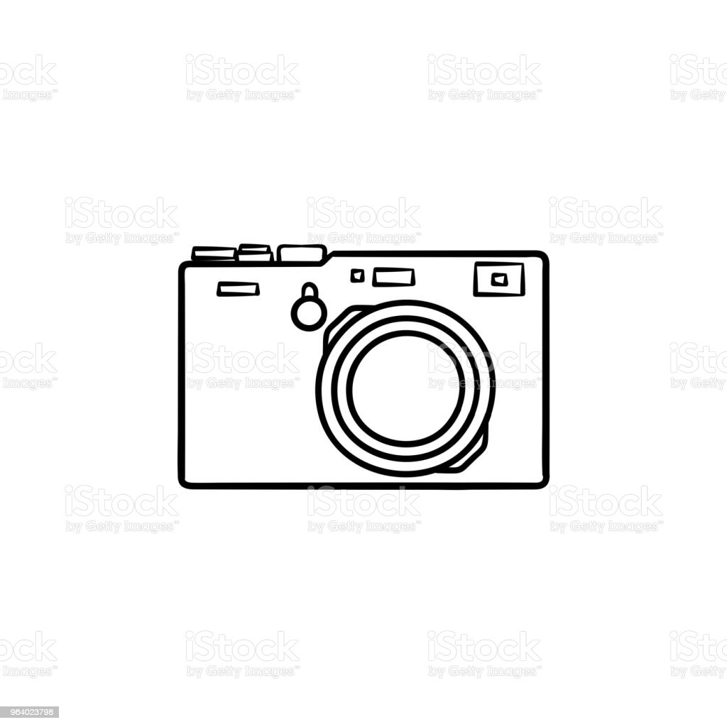 hight resolution of simple camera hand drawn outline doodle icon royalty free simple camera hand drawn outline doodle
