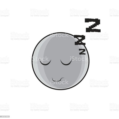 small resolution of sleeping cartoon face expression people emoticon emoji illustration
