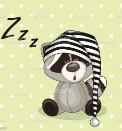 sleeping raccoon royalty free sleeping raccoon stock vector art amp more images of animal [ 1024 x 1024 Pixel ]