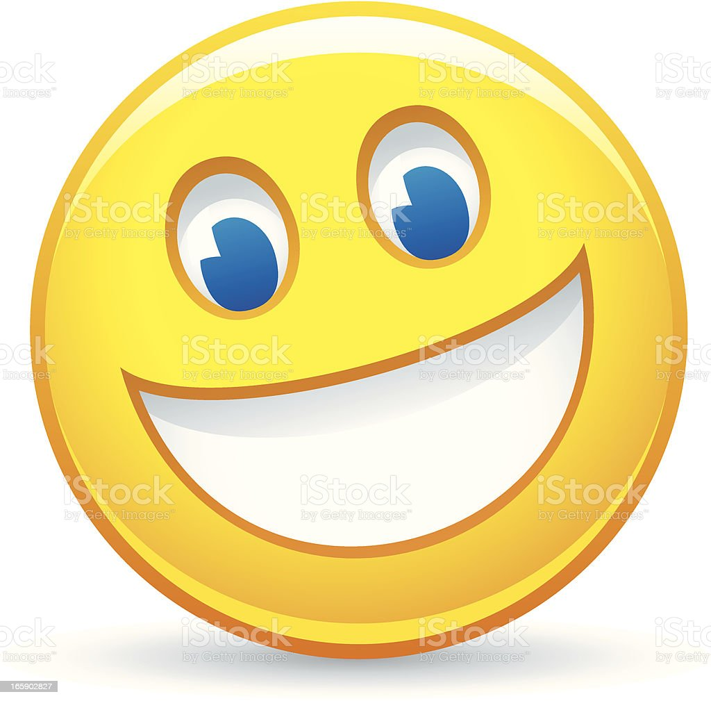 Smiley Face Stock Vector Art  More Images of