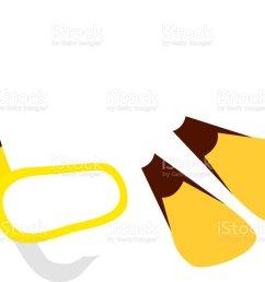 quipements de plong e avec masque et tuba quipements de plong e avec masque et tuba cliparts [ 1024 x 890 Pixel ]