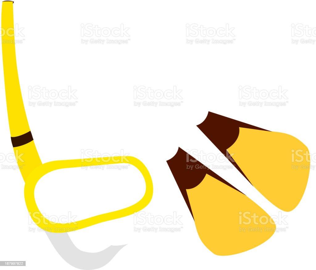hight resolution of  quipements de plong e avec masque et tuba quipements de plong e avec masque et tuba cliparts