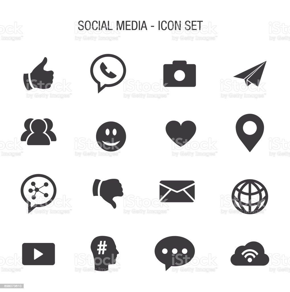 社會アイコンを設定します - SNSアイコンのベクターアート素材や畫像を多數ご用意 - iStock