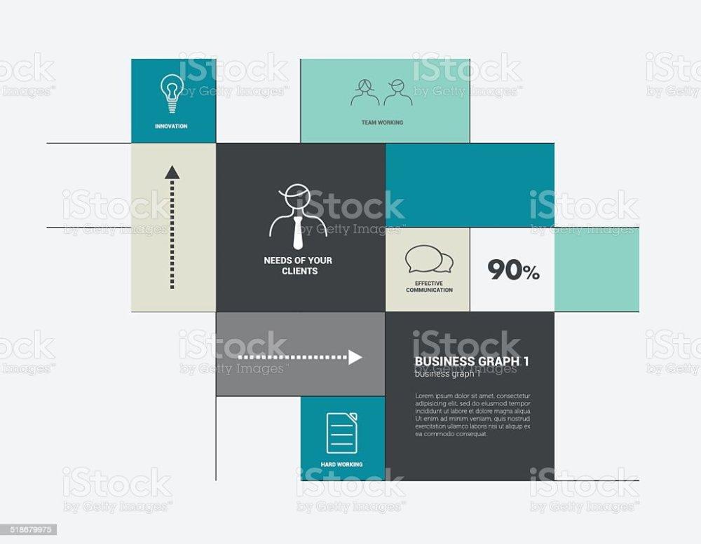 medium resolution of quadrato infografica scheda box diagramma vector modello quadrato infografica scheda box diagramma vector