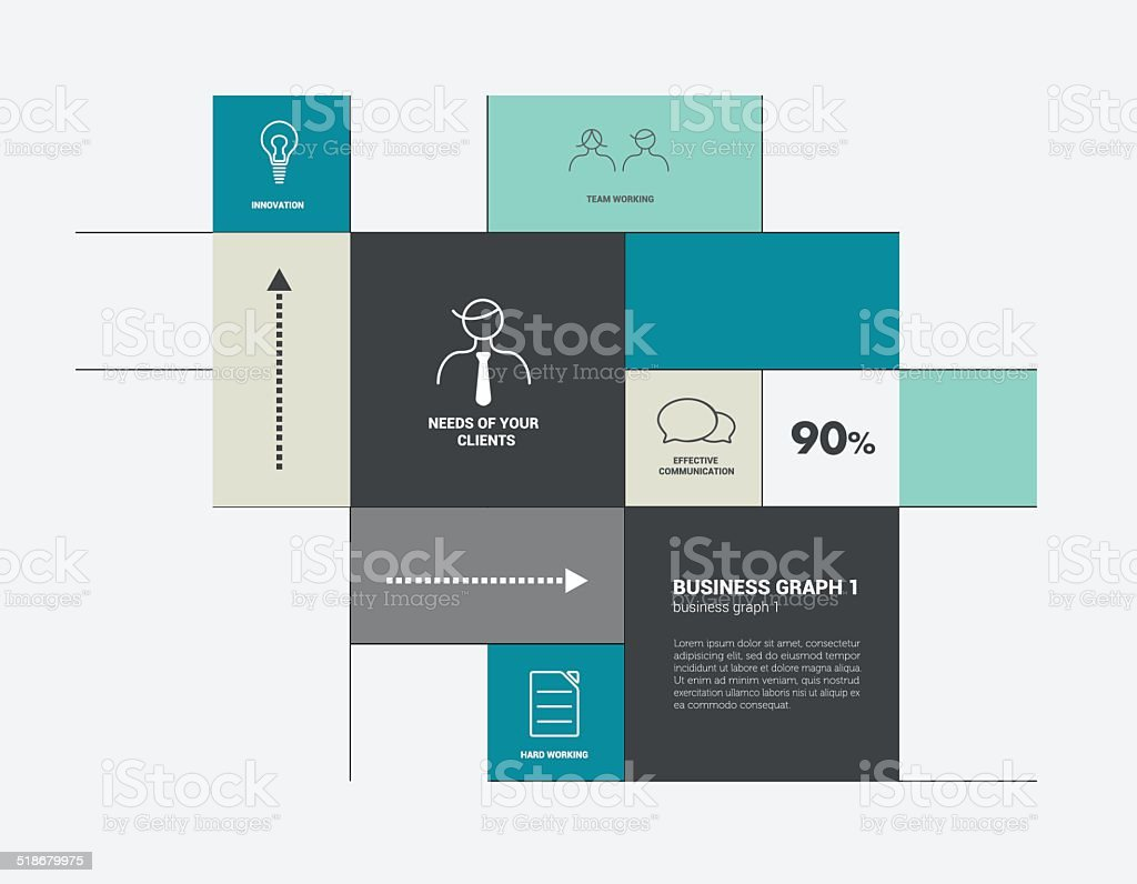 hight resolution of quadrato infografica scheda box diagramma vector modello quadrato infografica scheda box diagramma vector