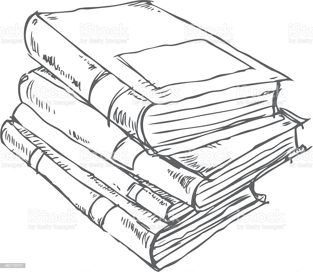 Картинки Рисунки Книг
