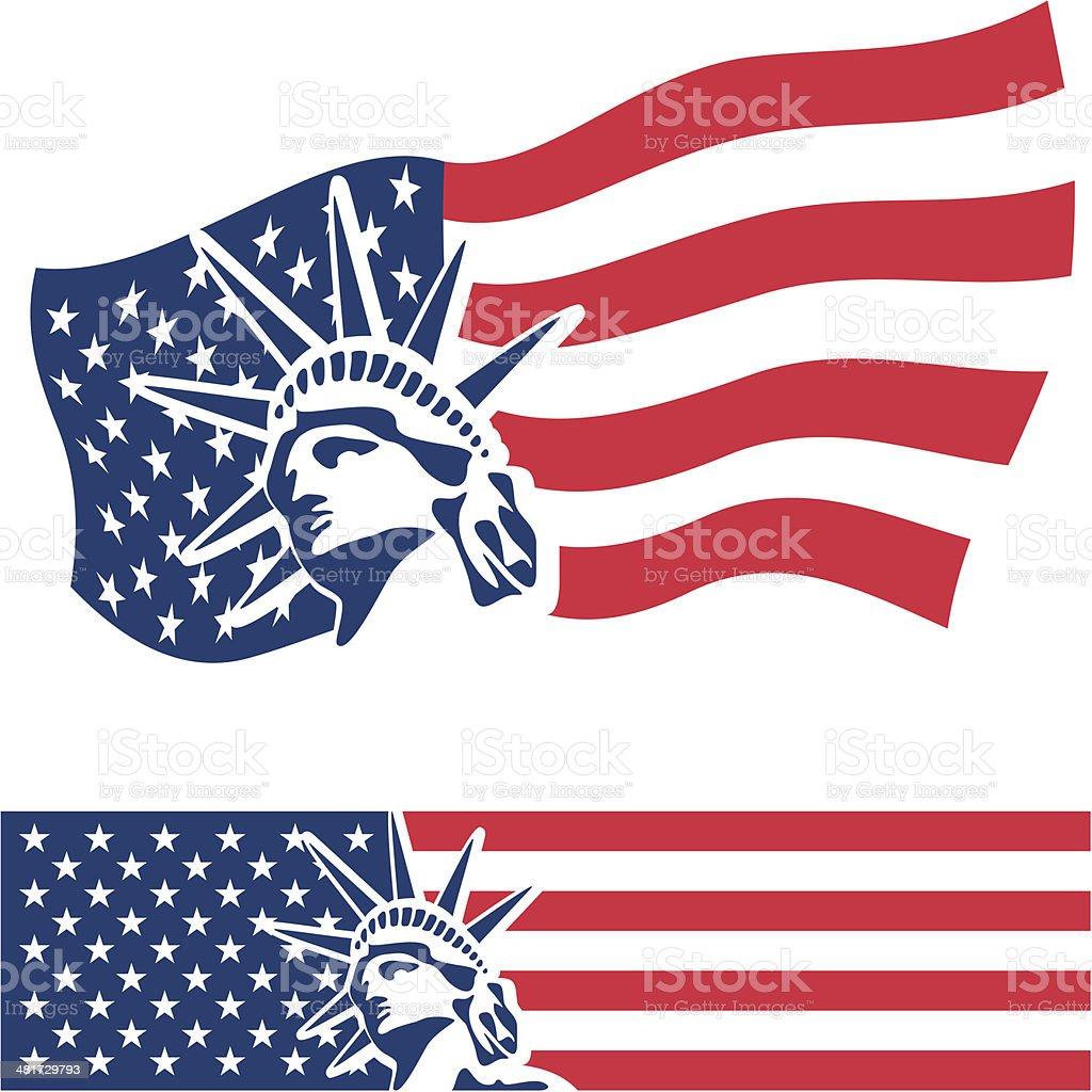 statue of liberty illustrations
