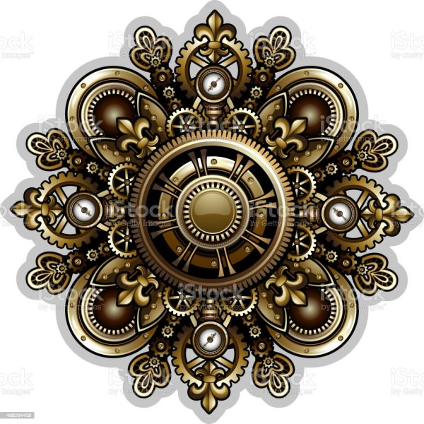 Steampunk Patterns Stock Vector Art & Of 2015