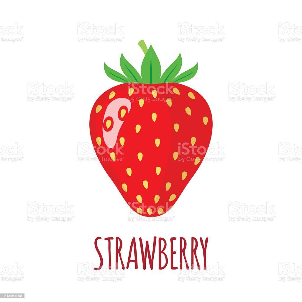 strawberry illustrations