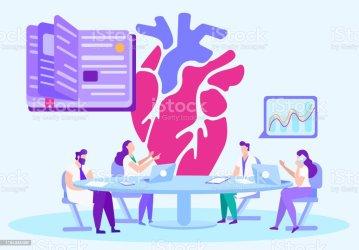 Students Study Medicine Vector Illustration Stock Illustration Download Image Now iStock