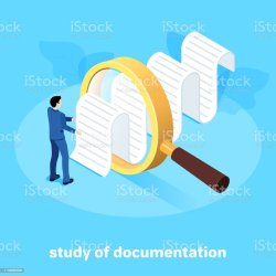 Study Of Documentation Stock Illustration Download Image Now iStock
