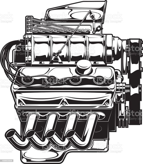 small resolution of supercharged engine royalty free supercharged engine stock vector art amp more images of car
