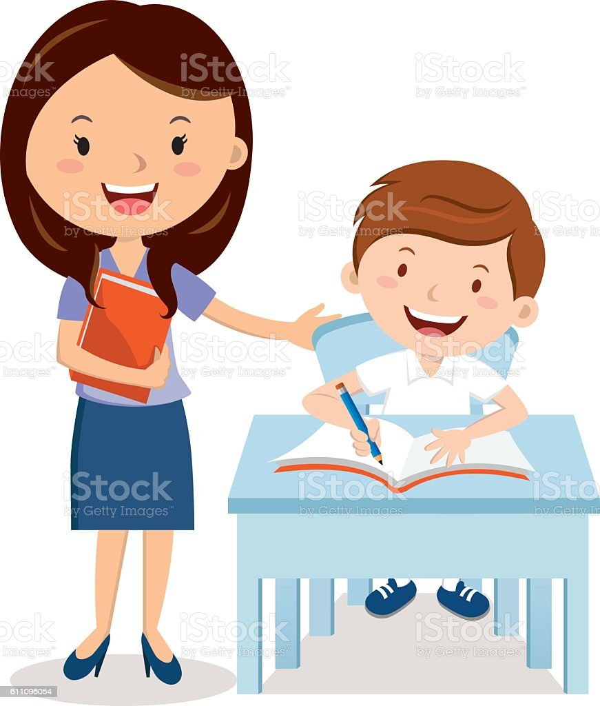 top preschool teacher clip art