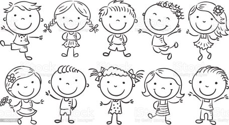 9 055 Black And White Girl Illustrations Royalty Free Vector Graphics & Clip Art iStock
