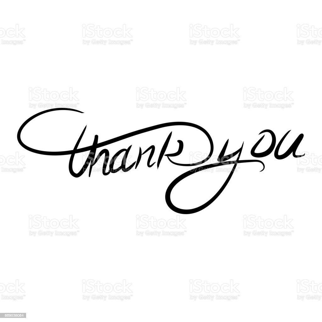 謝謝你向量圖謝謝你手寫的題詞 向量插圖及更多 信 - 文件 圖片 869538084 | iStock