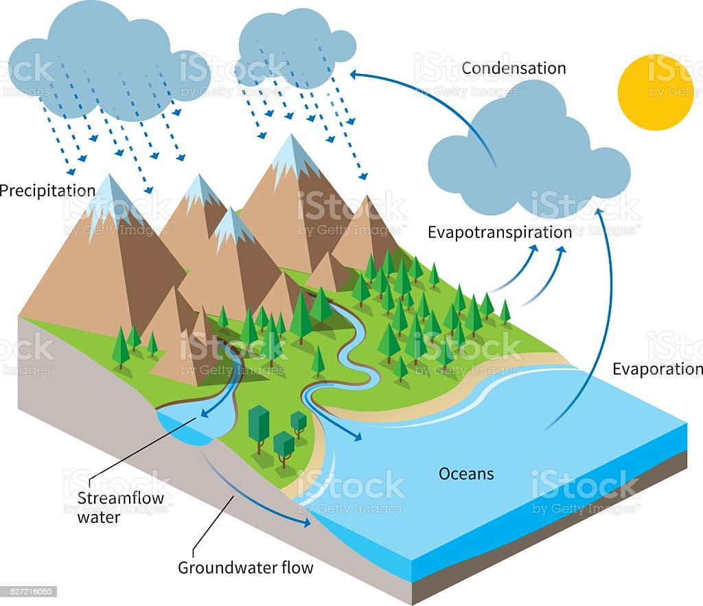 hight resolution of water cycle essay ielts