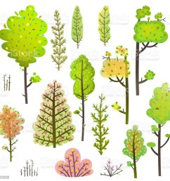 trees bush green forest clipart collection royalty free trees bush green forest clipart collection stock [ 1024 x 1024 Pixel ]