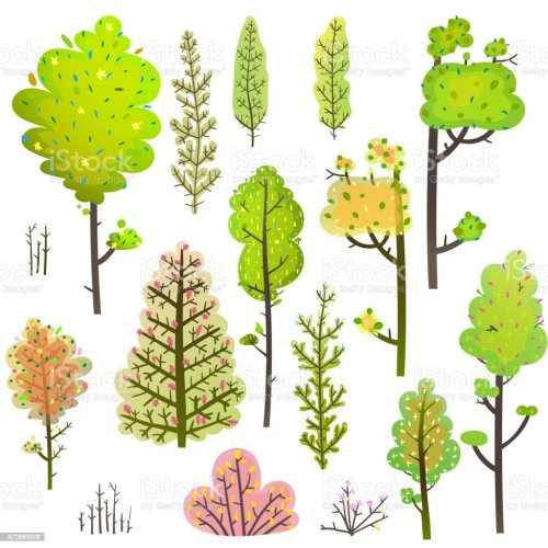 small resolution of trees bush green forest clipart collection royalty free trees bush green forest clipart collection stock