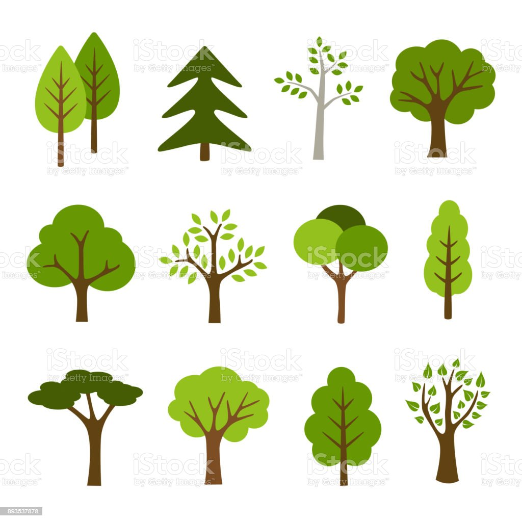 best tree area illustrations