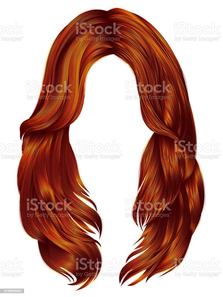 wig illustrations royalty-free