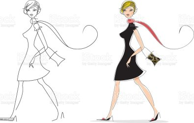 Tres Chic Stock Illustration Download Image Now iStock