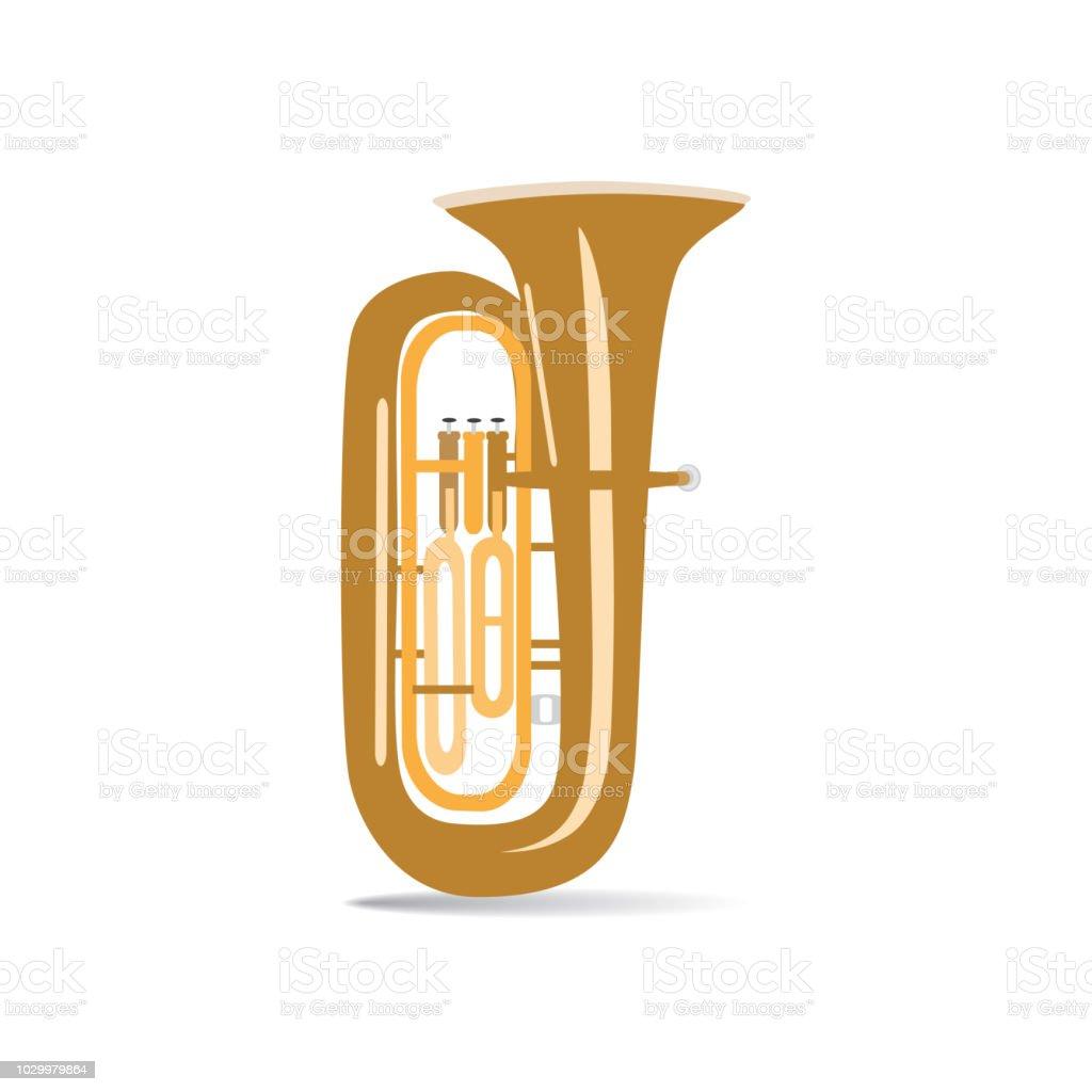 hight resolution of illustration vectorielle plat isol tuba illustration vectorielle plat isol tuba cliparts vectoriels et plus d