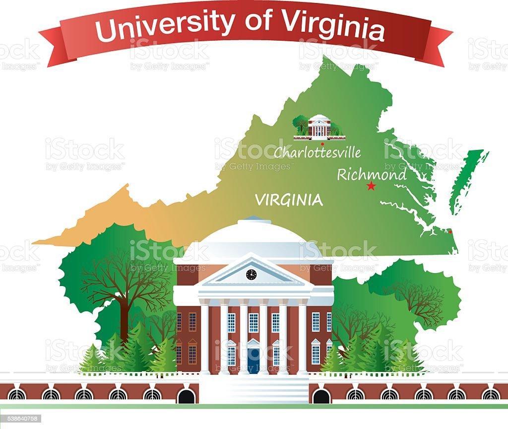 charlottesville virginia illustrations royalty