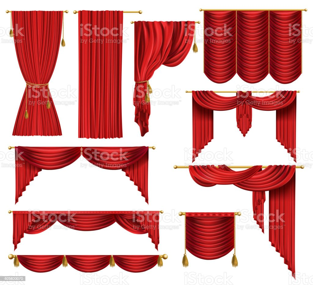 318 curtain valance illustrations clip art istock