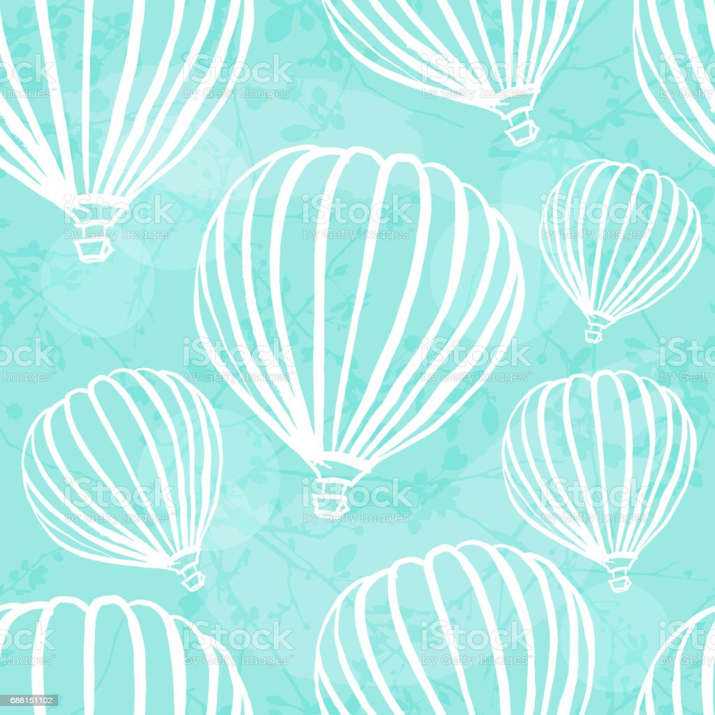 royalty free turquoise balloons