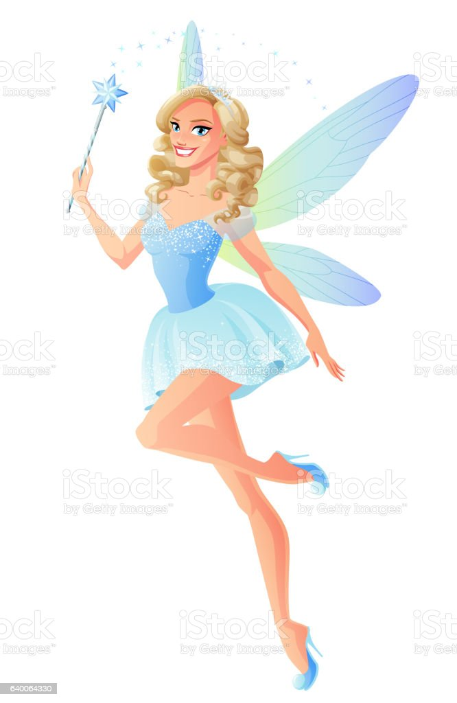 fairy illustrations royalty-free