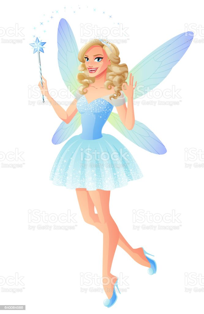 tooth fairy clip art vector