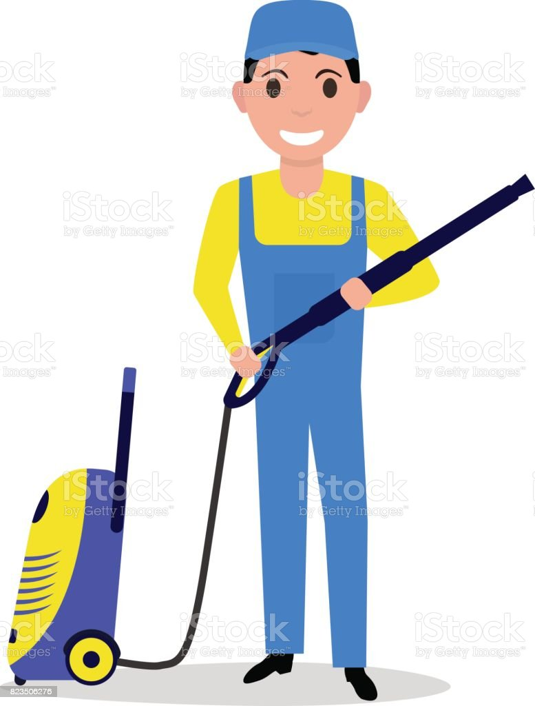 Clip Art Pressure Washing : pressure, washing, 1,064, Commercial, Power, Washing, Illustrations,, Royalty-Free, Vector, Graphics, IStock
