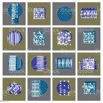 Vector Geometrische Composities Instellen Abstract Grafische Kunst Collectie Stockvectorkunst En Meer Beelden Van Abstract Istock