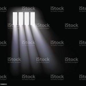 prison window cell jail clip illustrations template bars festlegung concept similar illustrationen