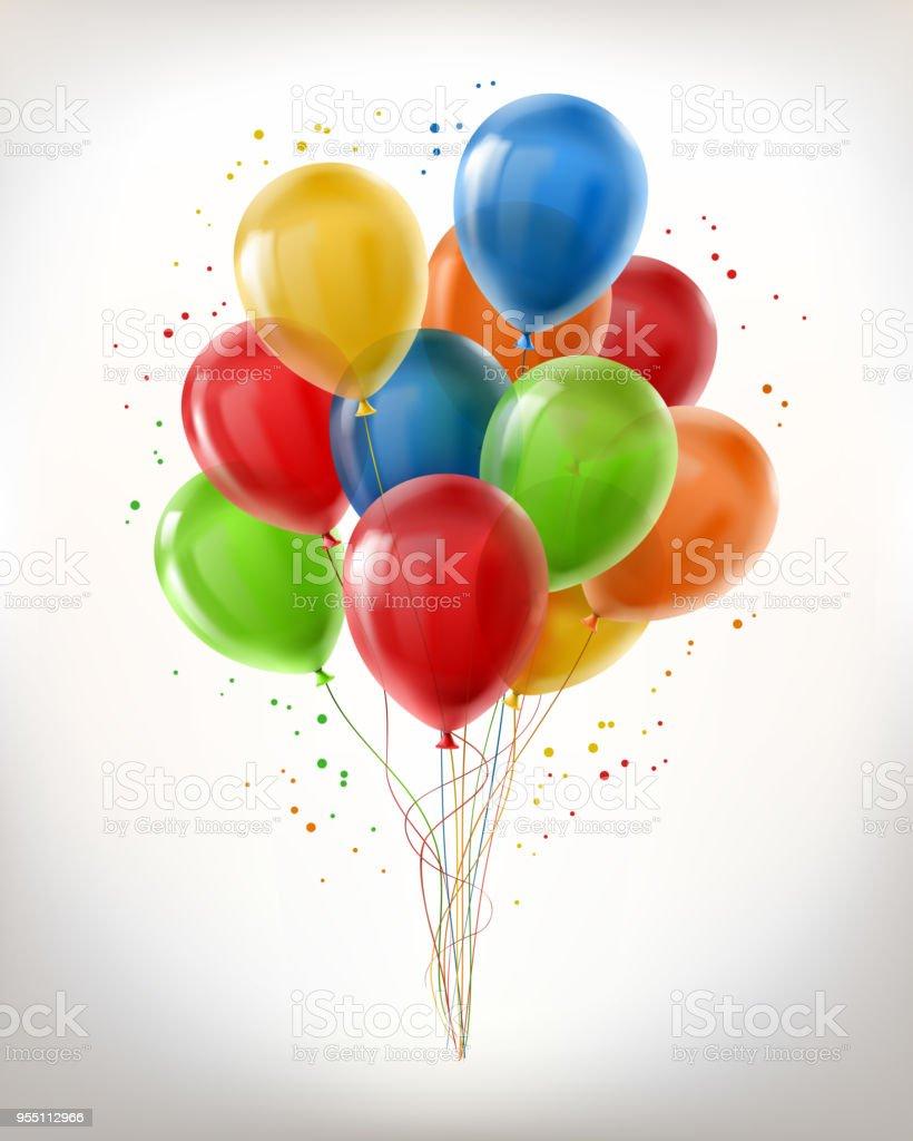 Birthday Clipart For Him : birthday, clipart, 21,807, Birthday, Clipart, Illustrations, IStock