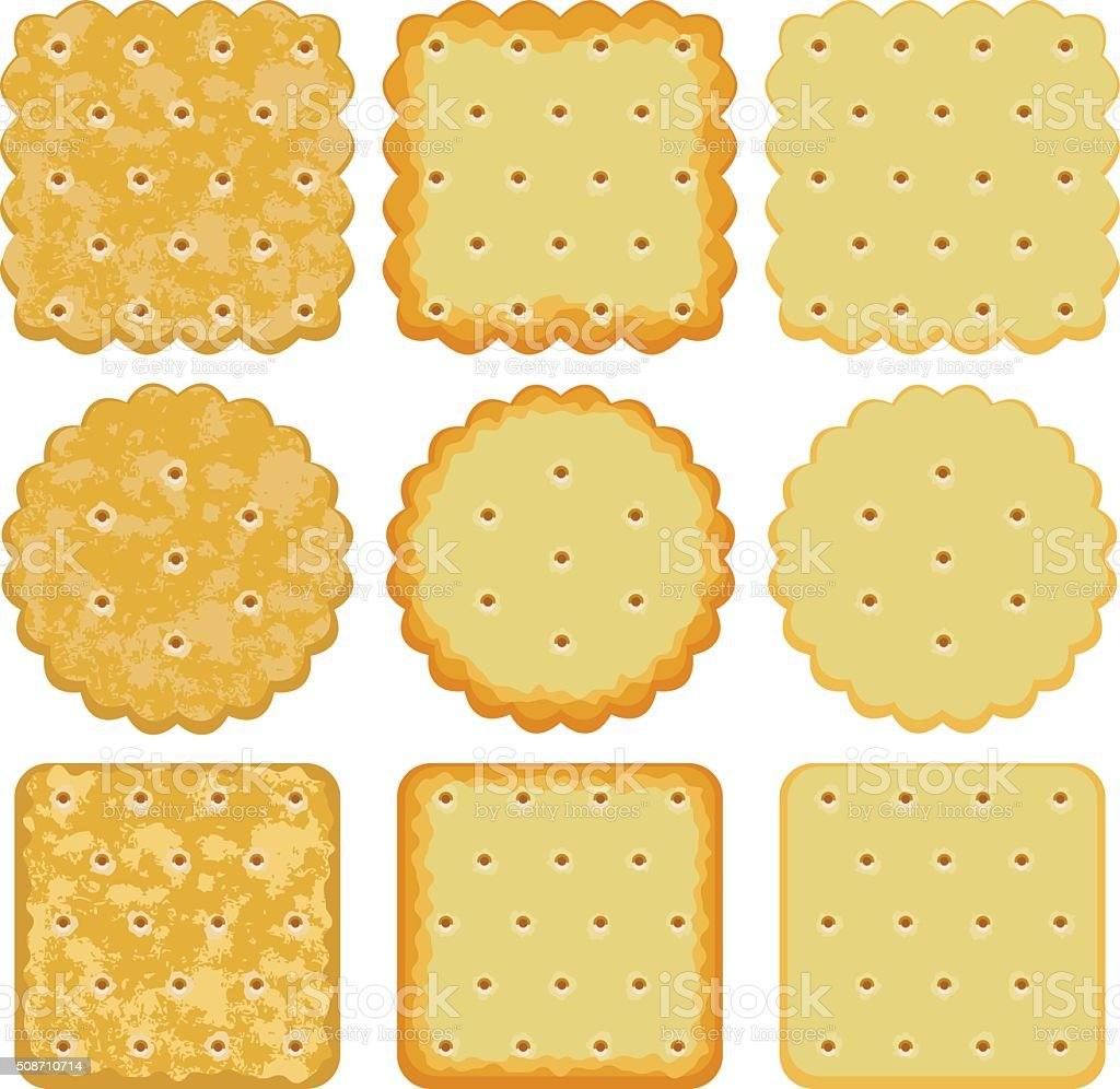 royalty free crackers clip art