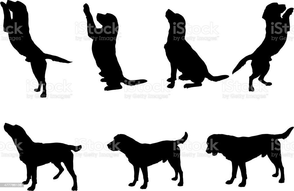 Royalty Free Dog Clip Art, Vector Images & Illustrations